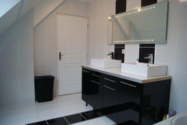 faire un meuble de salle de bain avec un meuble de cuisine - boisholz - Meuble De Salle De Bain Avec Meuble De Cuisine