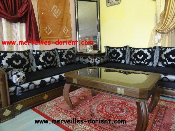 Nouveau Salon Marocain 2015 - Décoration de maison idées de design d ...