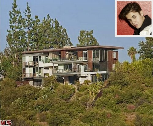La nueva casa de Justin Bieber  Gossips and fashion