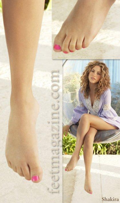 Shakira  Blog de piedsstars