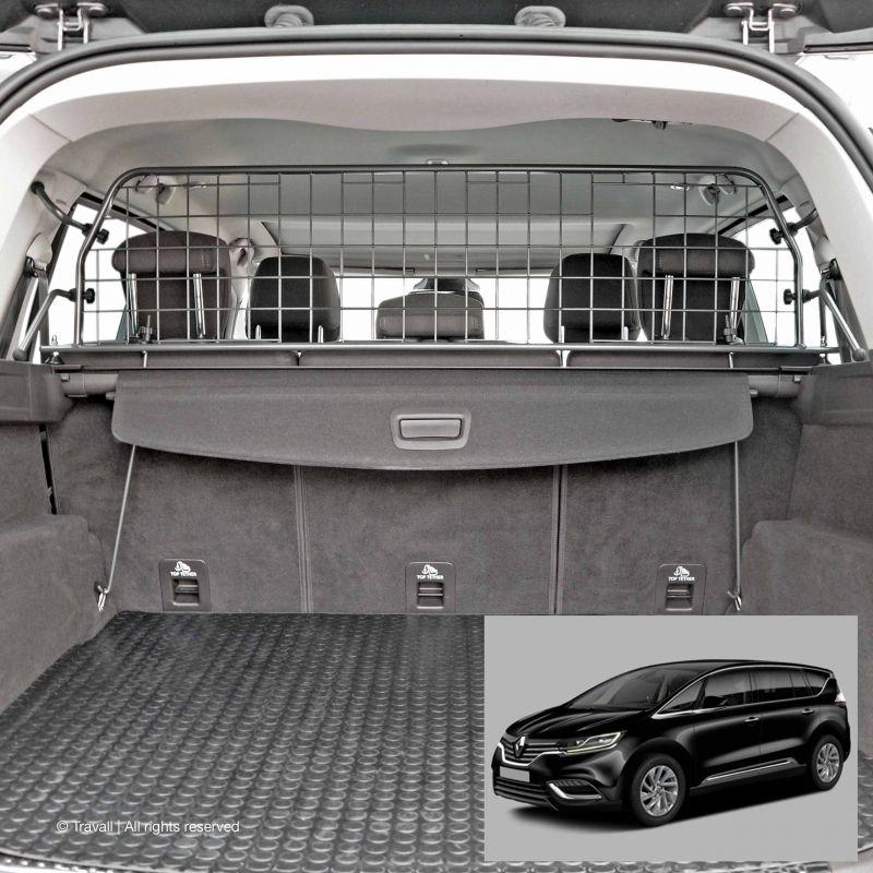 auto separation chien renault espace