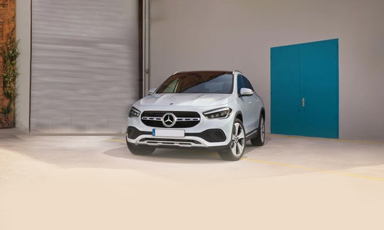 Mercedes Benz Gla Price In India Images Mileage Features