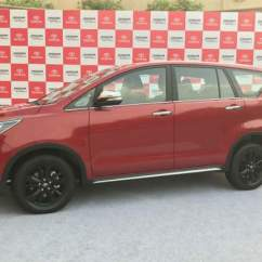 All New Kijang Innova G Mt Toyota Yaris Trd 2018 Price Crysta In Lucknow Get On Road Of Touring Sport Side