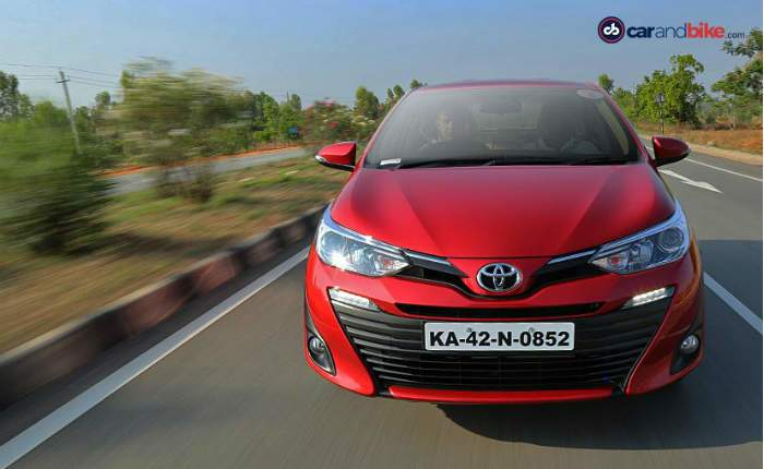 toyota yaris trd india terbaru price in images mileage features reviews front view