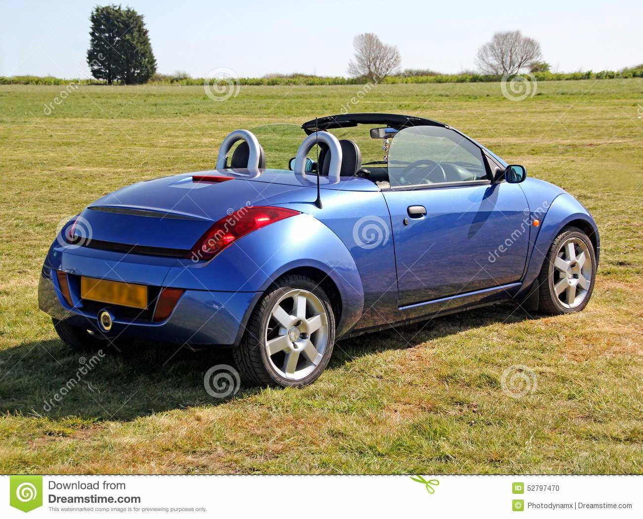 Latest Ford Ka Convertible Car Stock Photo Image Of Transport 52797470 Free Download