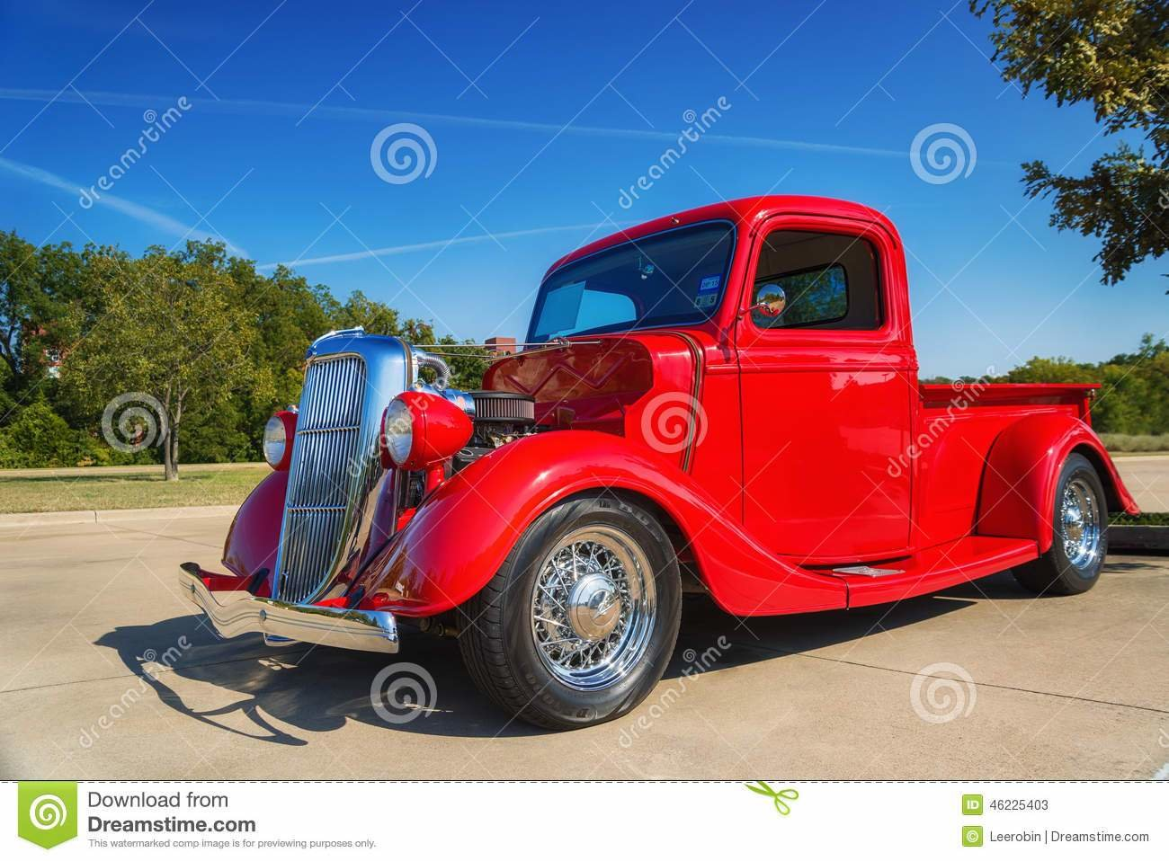 Latest Red 1935 Ford Pickup Truck Editorial Stock Photo Image Free Download