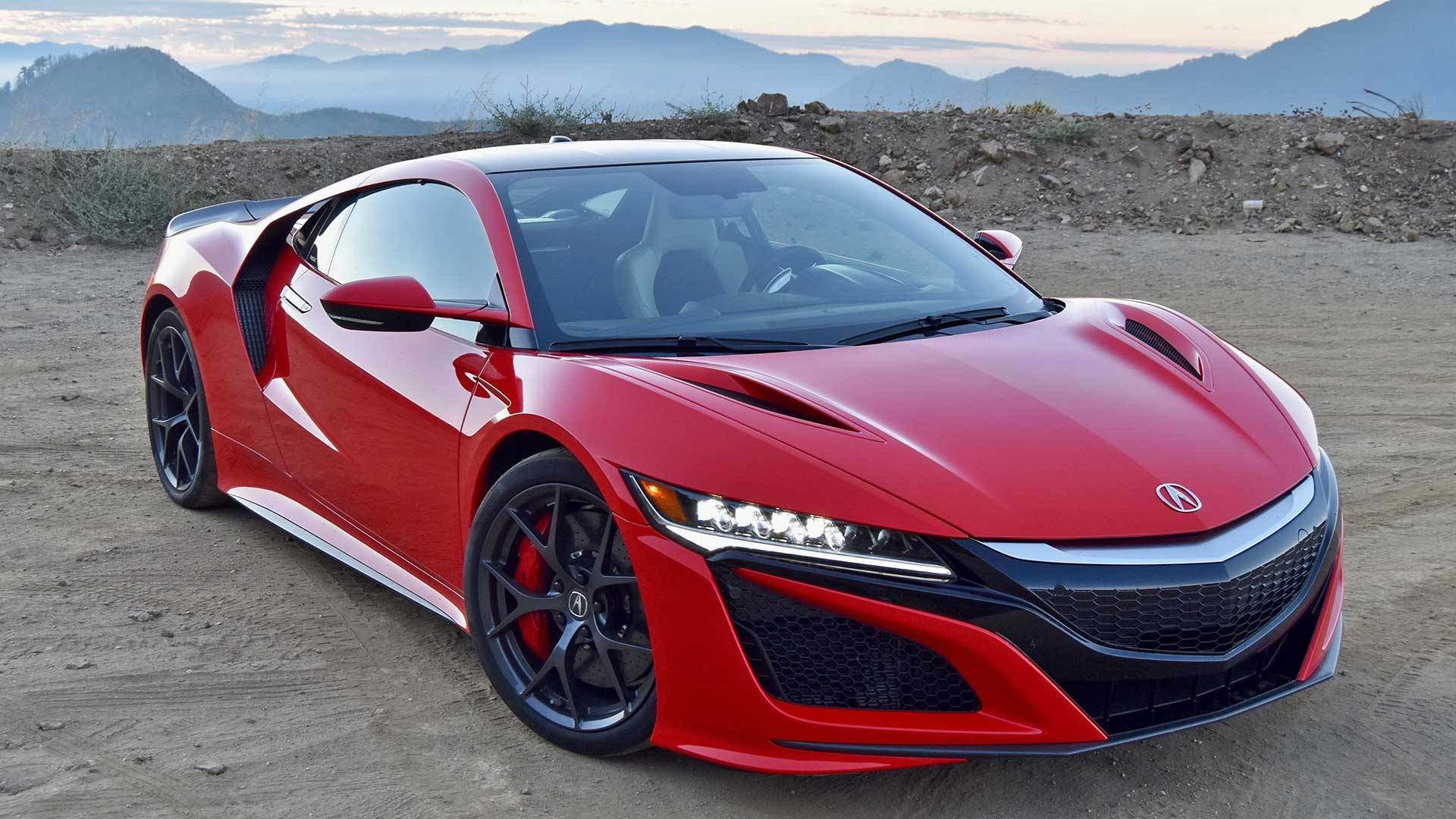 Latest The Acura Nsx On The Angeles Crest Highway Fulfilling A Free Download