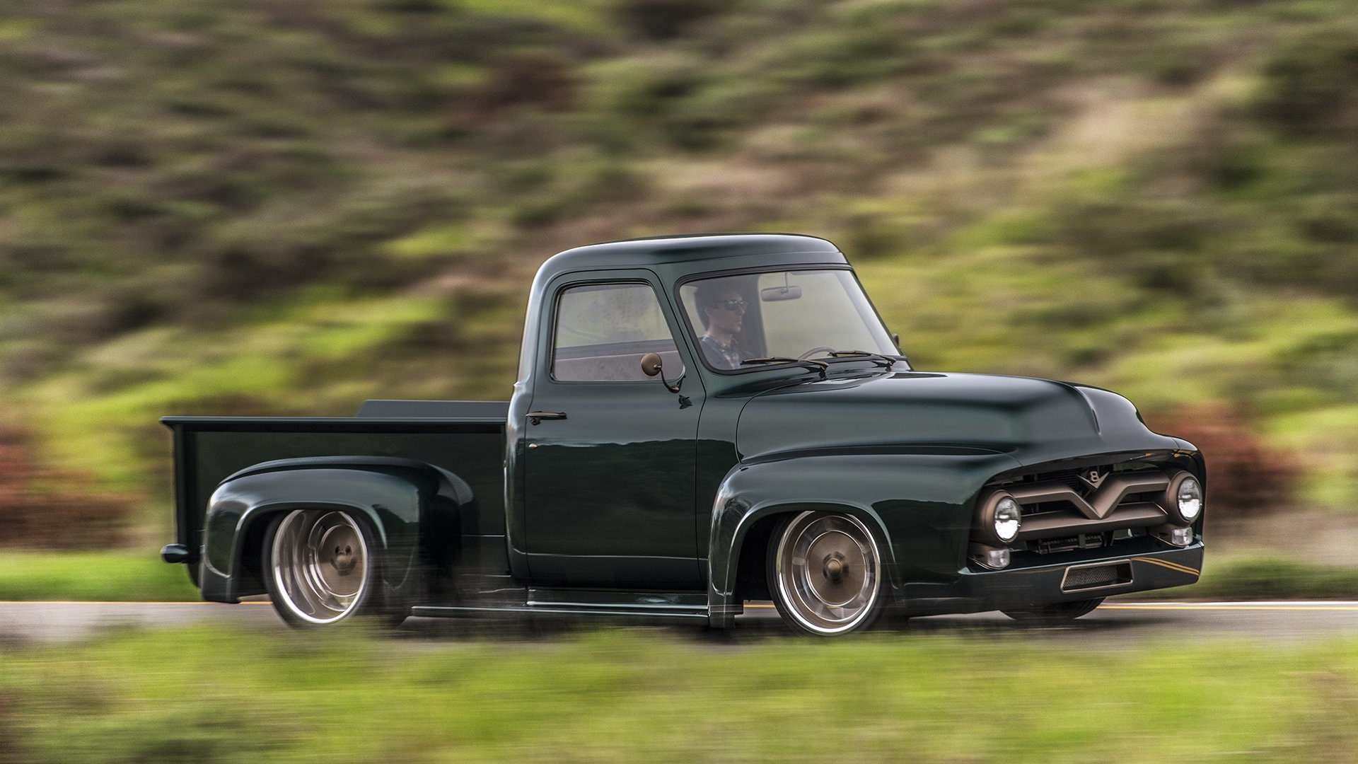 Latest Classic Car Studio S 1953 Ford F100 Restomod Review The Free Download