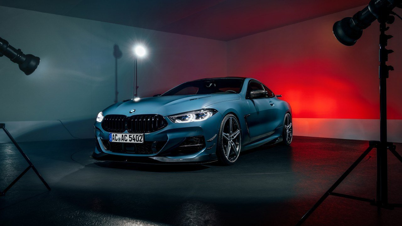 Latest Wallpaper Ac Schnitzer Bmw 8 Series 2018 Cars 4K Cars Free Download