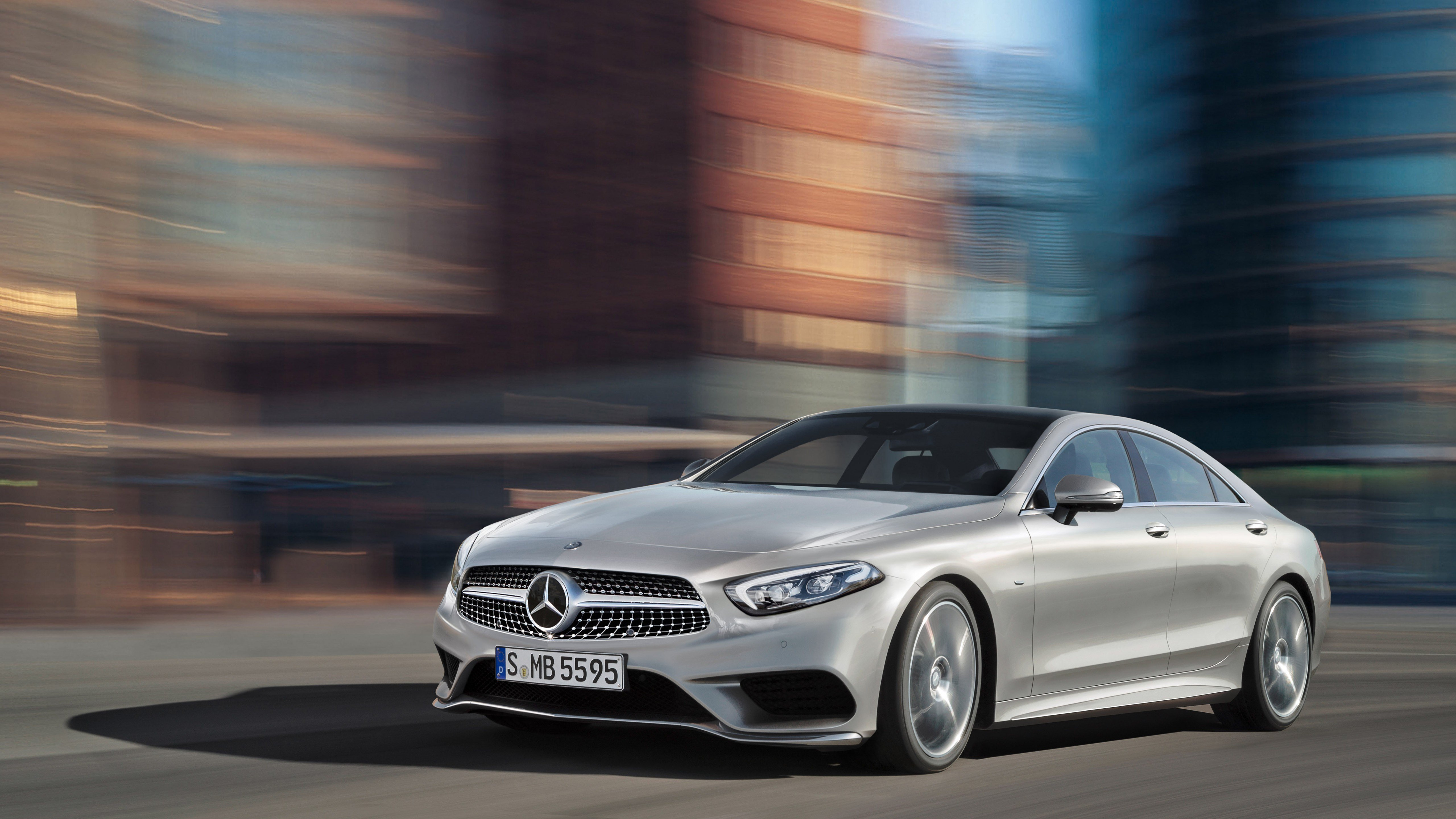 Latest Wallpaper Mercedes Benz Cls 2018 Cars 5K Cars Bikes Free Download
