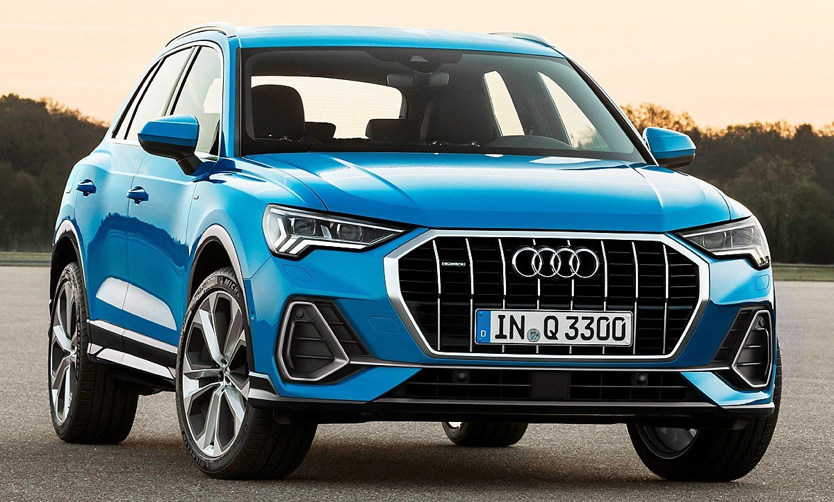 Latest Audi Q3 2 Generation Ab 2018 Technische Daten Free Download