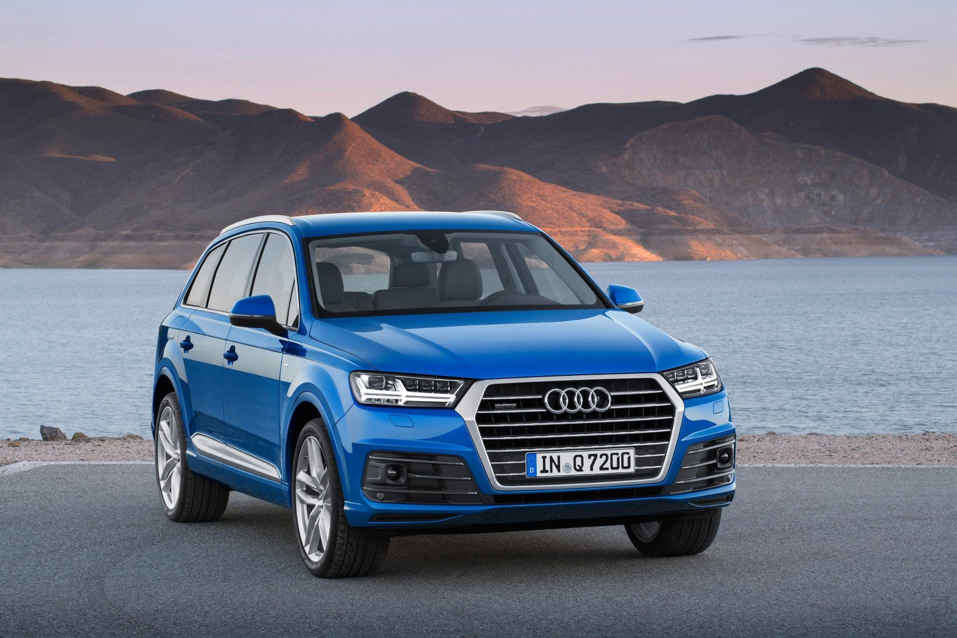 Latest Der Neue Audi Q7 Free Download