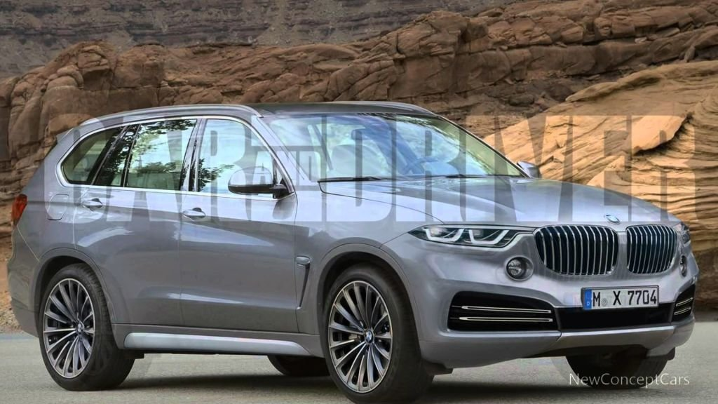 Latest 2017 Bmw X7 Hd Photo Best New Car Review Free Download