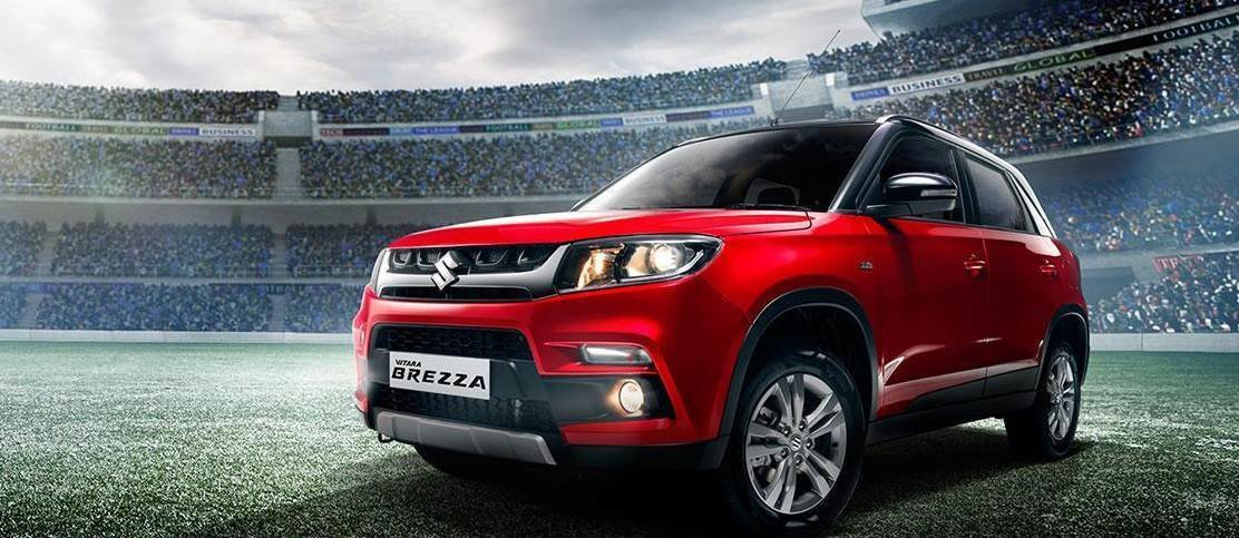 Latest Maruti Suzuki Vitara Brezza Photos Hd Images Hd Free Download