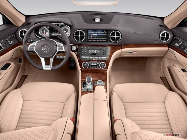 Latest 2013 Mercedes Benz Sl Class 2Dr Roadster Sl550 Specs And Free Download