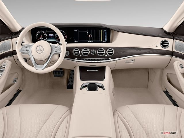 Latest 2018 Mercedes Benz S Class Pictures Dashboard U S News Free Download