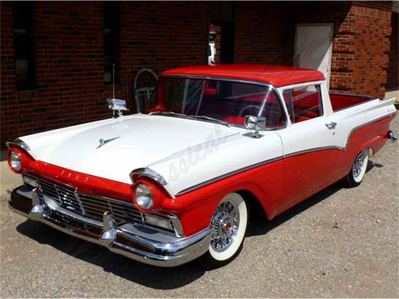 Latest 1957 Ford Ranchero For Sale Classiccars Com Cc 890996 Free Download Original 1024 x 768
