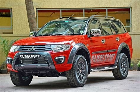 Latest Mitsubishi Pajero Sport Price Drops By Rs 1 Lakh Autocar Free Download