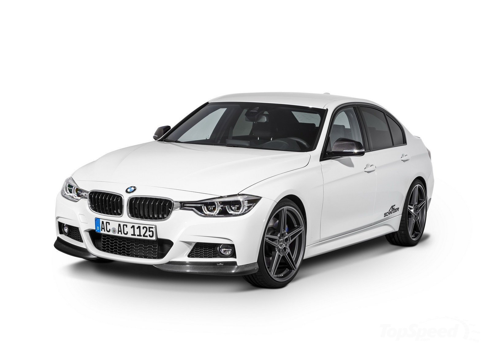 Latest 2016 Bmw 3 Series Facelift Gets The Ac Schnitzer Treatment Free Download