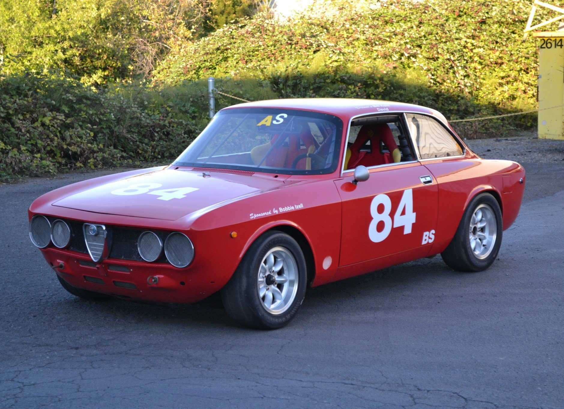 Latest 1969 Alfa Romeo Gtv Race Car For Sale On Bat Auctions Free Download