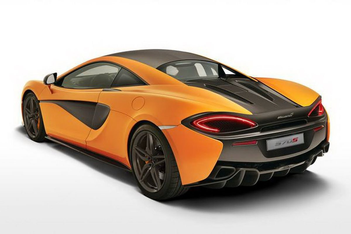 Latest See The First Pictures Of Mclaren S Cheapest Ever Supercar Free Download