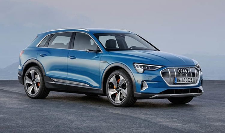 Latest Audi E Tron Revealed New Electric Car Price Range And Free Download