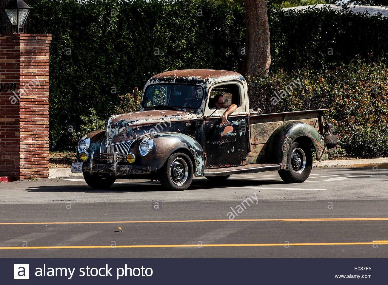 Latest A 1940 Ford Truck Stock Photo 69023001 Alamy Free Download Original 1024 x 768