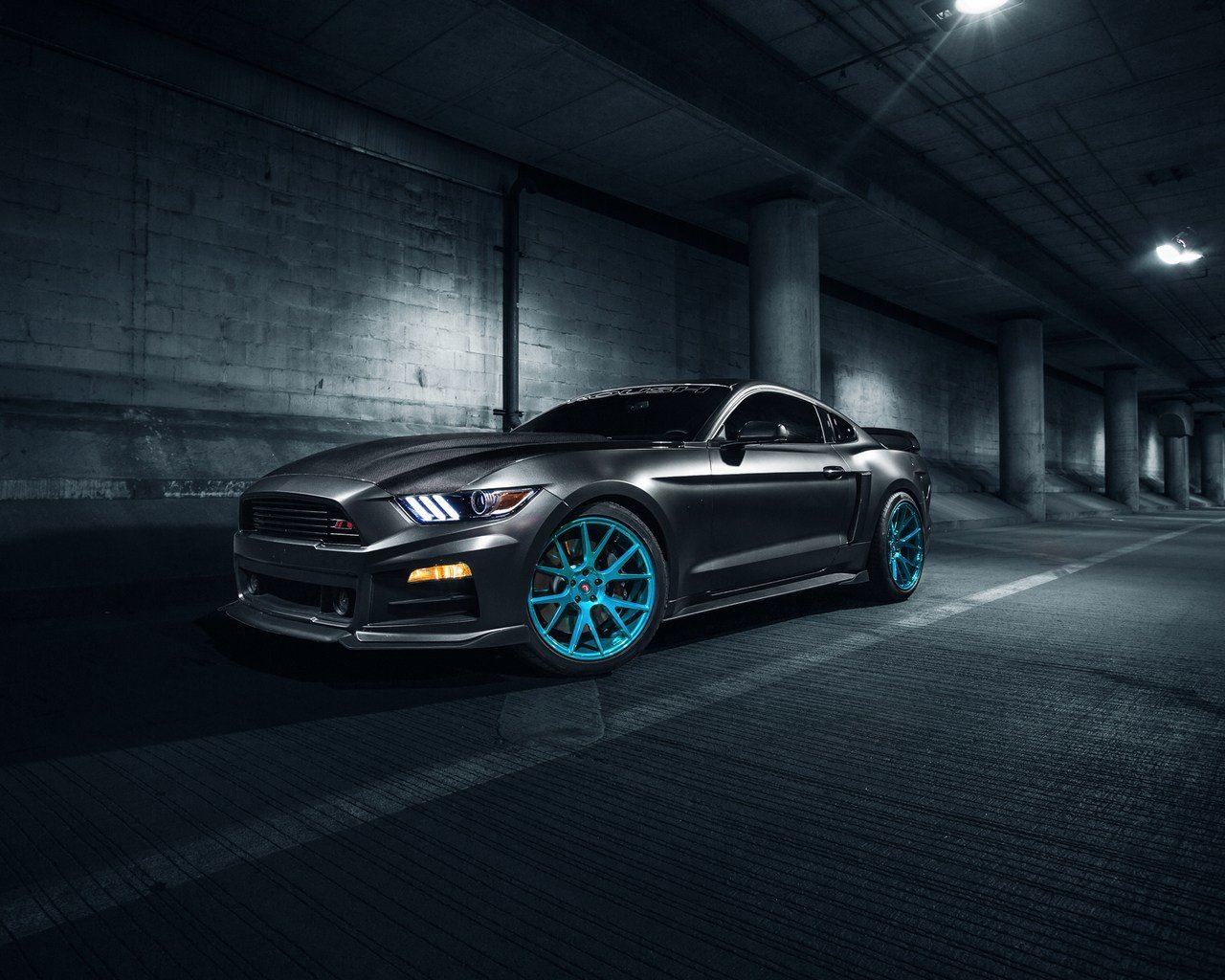 Latest 1280X1024 Ford Mustang Muscle Car Hd 1280X1024 Resolution Free Download