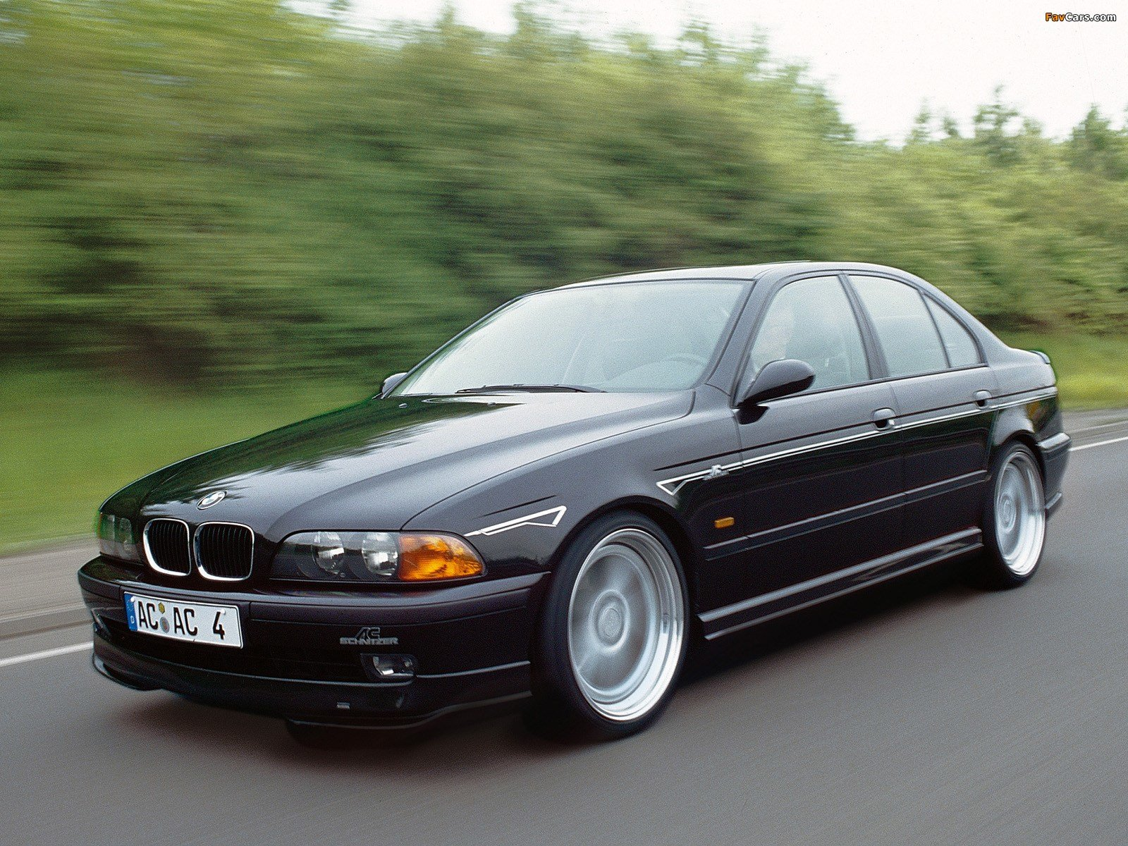 Latest Ac Schnitzer Acs5 E39 1996–2000 Wallpapers 1600X1200 Free Download