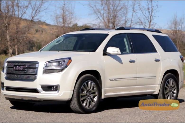 Latest 2013 Gmc Acadia New Car Review Video Autotrader Free Download