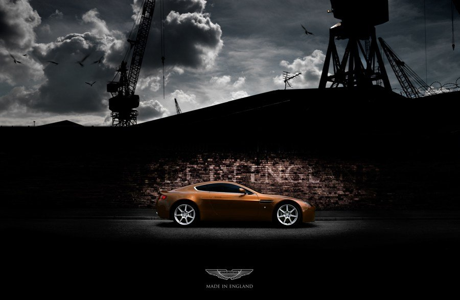 Latest In The Dark With A V8 Vantage… Ambientlife Free Download