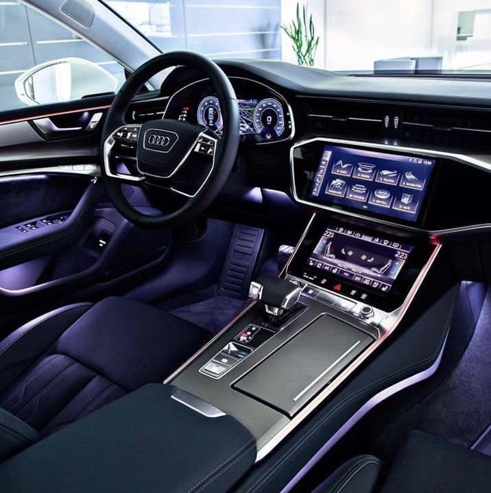 Latest Audi A8 Interior Luxury Sh*T Gold Toilet Luxury Free Download