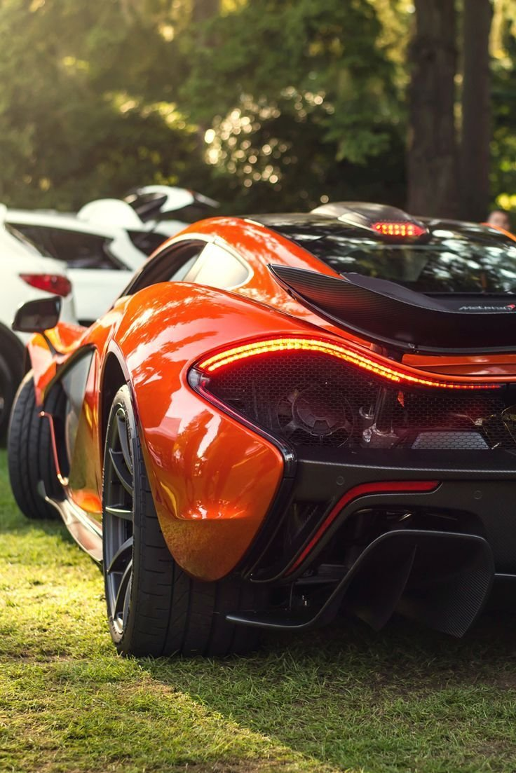 Latest Free Sports Car Mclaren P1 Computer Desktop Hd Wallpapers Free Download
