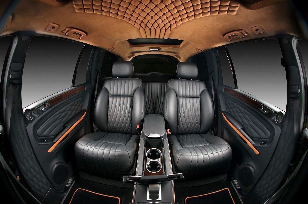 Latest Custom Luxury Suv Pictures 2012 Mercedes Benz Gl By Free Download