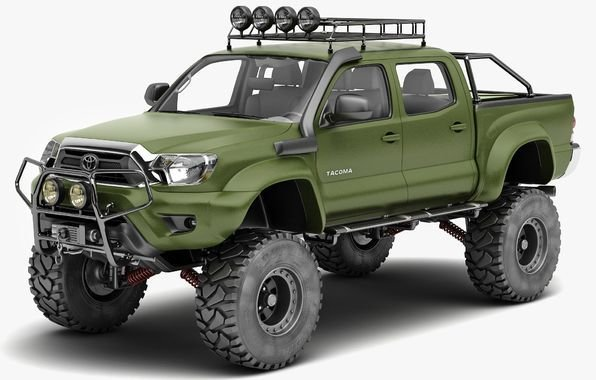 Latest Wallpapers Toyota Tacoma Special Edition Pickup 4X4 Free Download