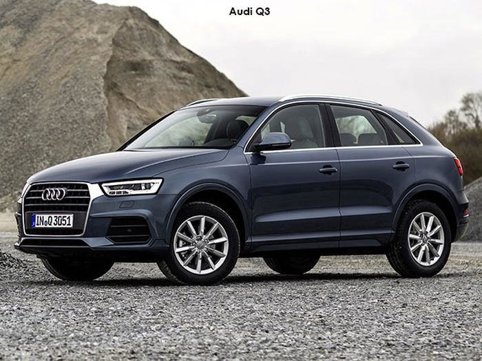 Latest A Successful Car Is Now Even Better – The New Audi Q3 Free Download