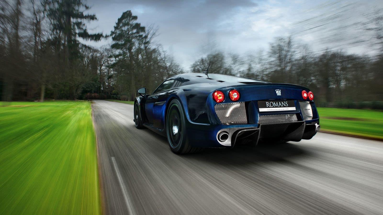 Latest Your Ridiculously Cool Blue Carbon Fiber Noble M600 Free Download