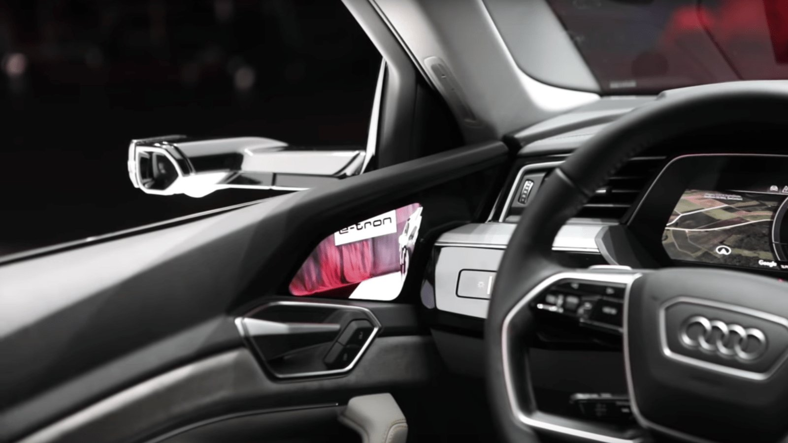 Latest Audi S New Touchscreen Virtual Side Cameras Actually Seem Free Download