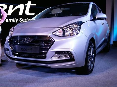 Latest New Look Hyundai Xcent 2017 Price In India Specifications Free Download