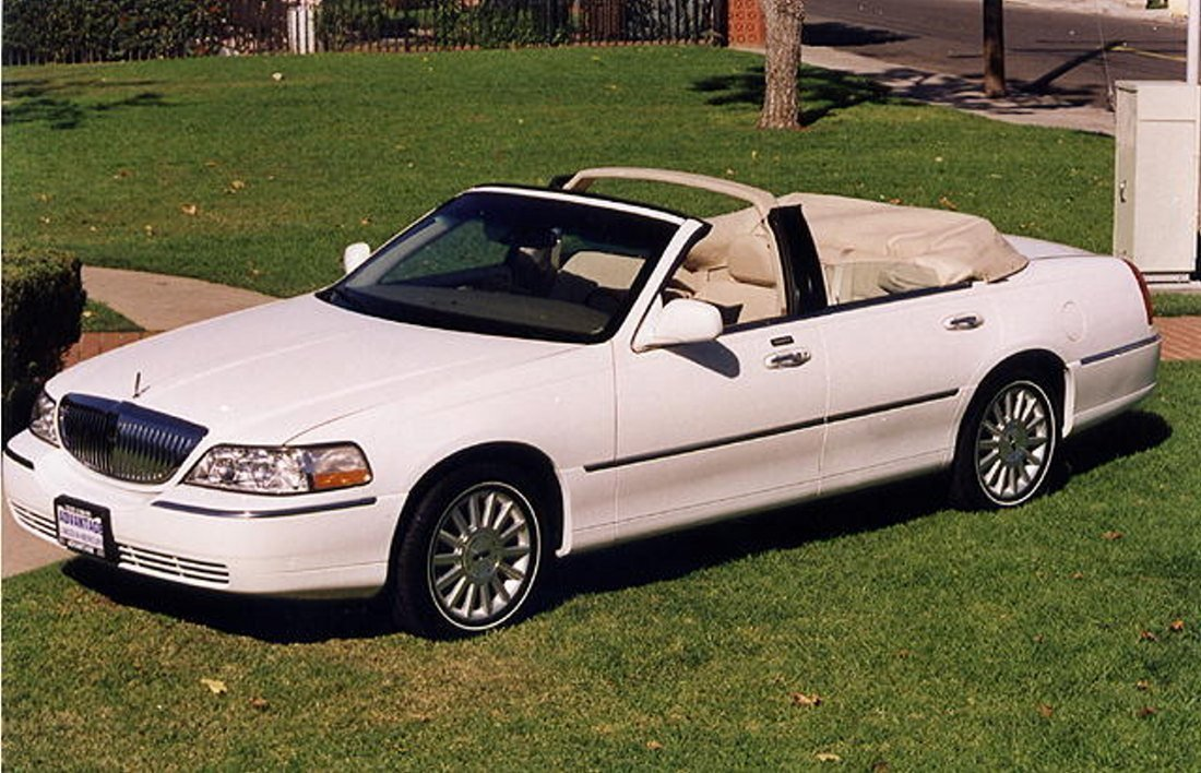 Latest Lincoln Convertible – Nce Free Download