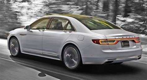 Latest The Forthcoming 2019 Lincoln Town Car Will Look Amazing Free Download