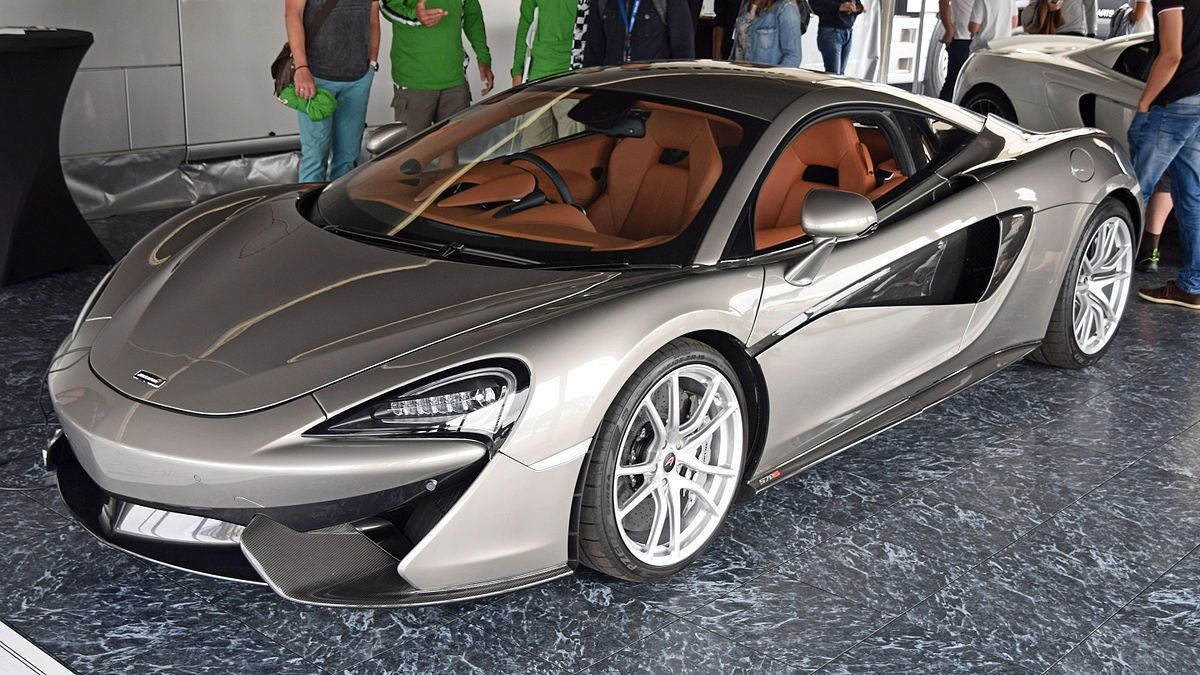 Latest The History And Evolution Of The Mclaren 570S Free Download