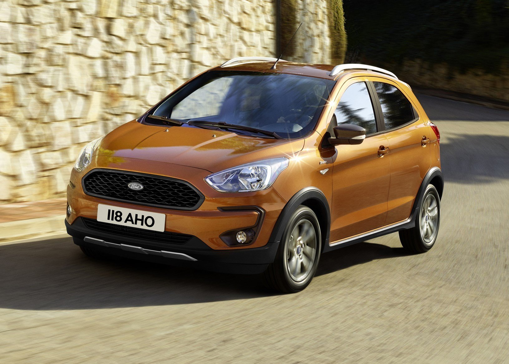 Latest Ford Ka Plus Active 2018 Photos Parkers Free Download