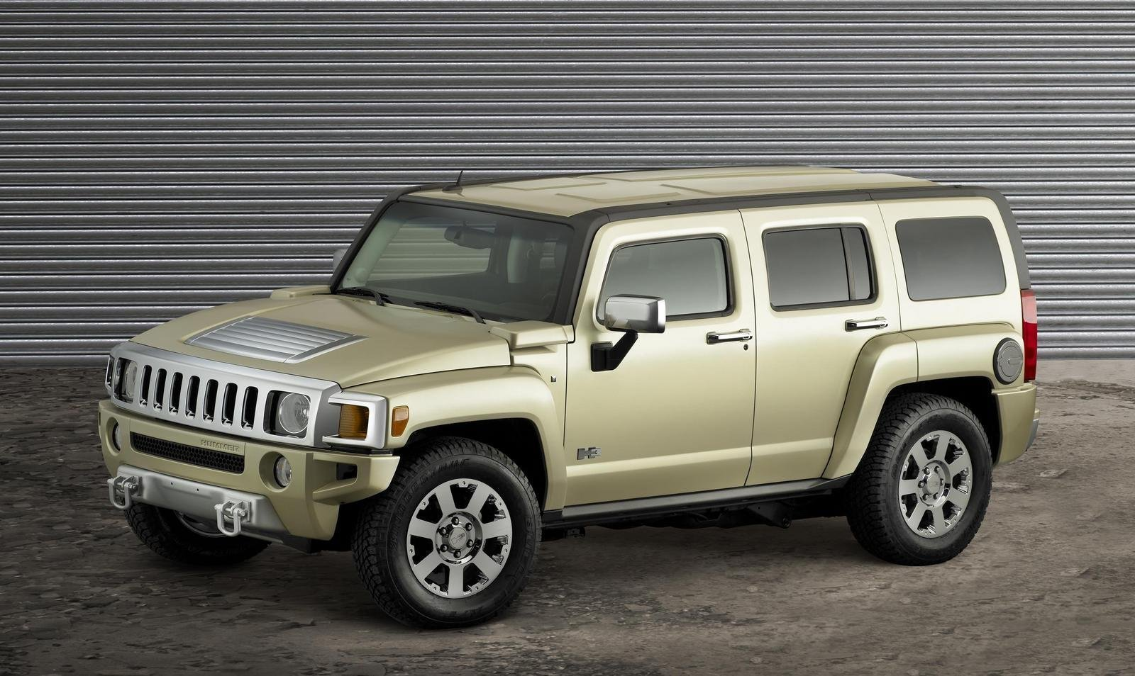 Latest 2007 Hummer H3 E85 Review Top Speed Free Download