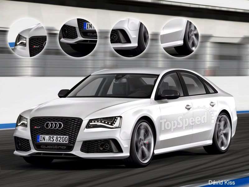 Latest Audi Rs8 Reviews Specs Prices Top Speed Free Download