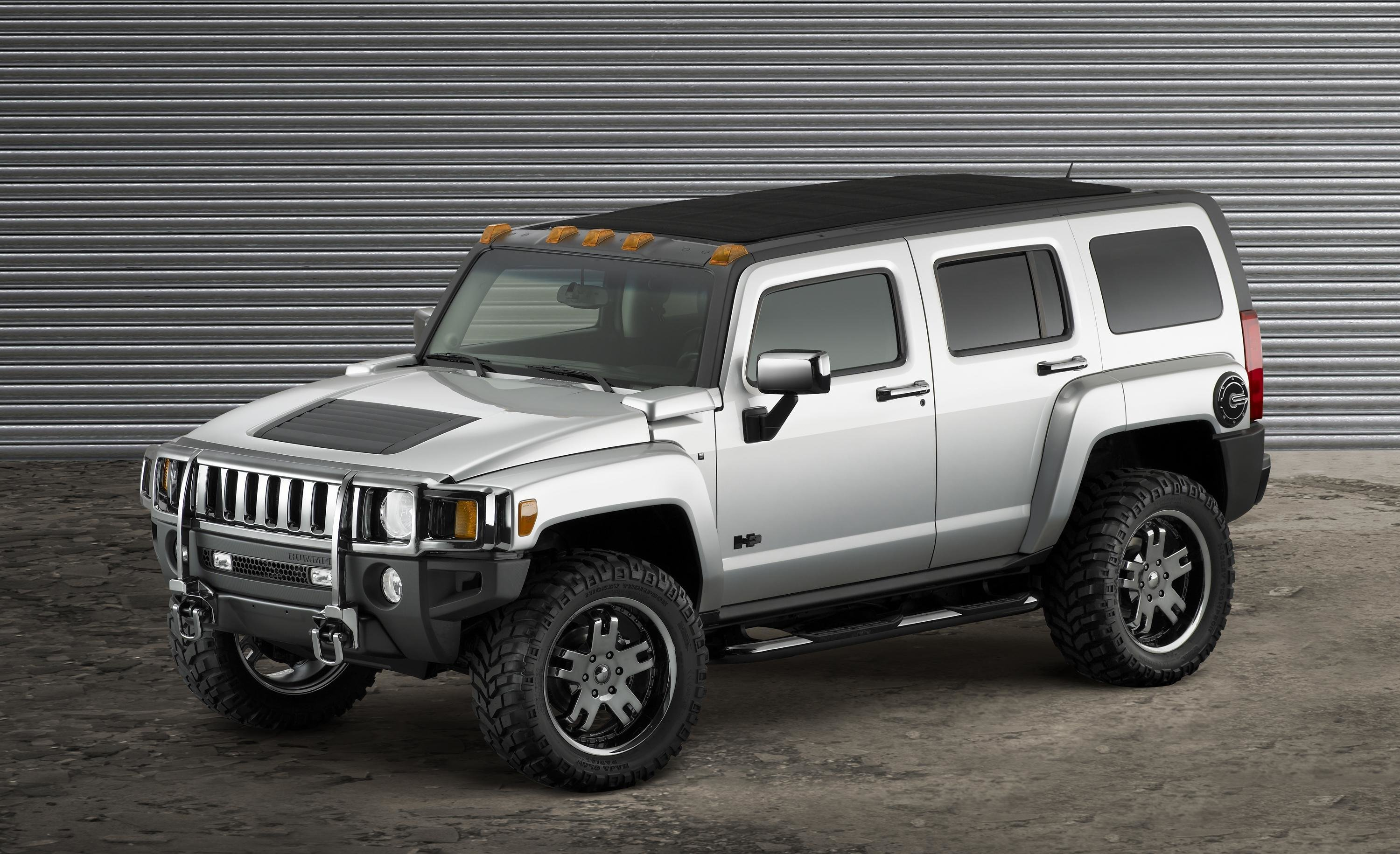 Latest 2007 Hummer H3 Open Top Top Speed Free Download
