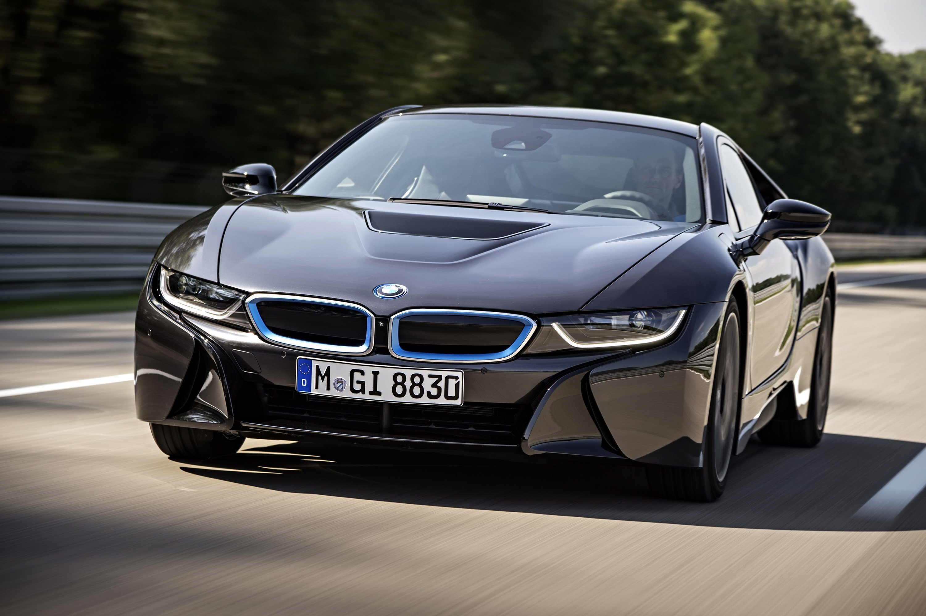 Latest 2015 Bmw I8 Top Speed Free Download