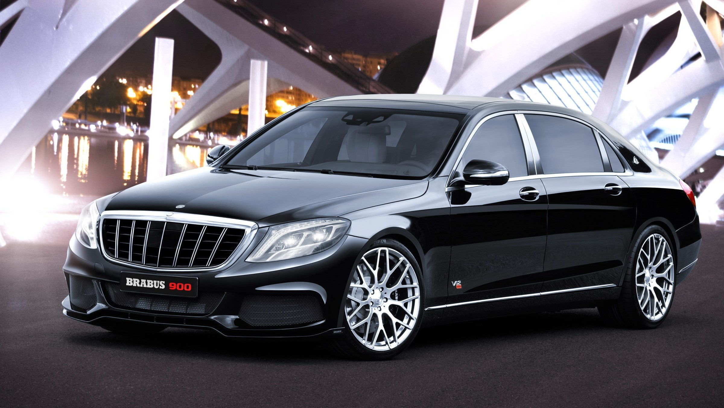 Latest 2016 Mercedes Maybach 900 By Brabus Top Speed Free Download Original 1024 x 768