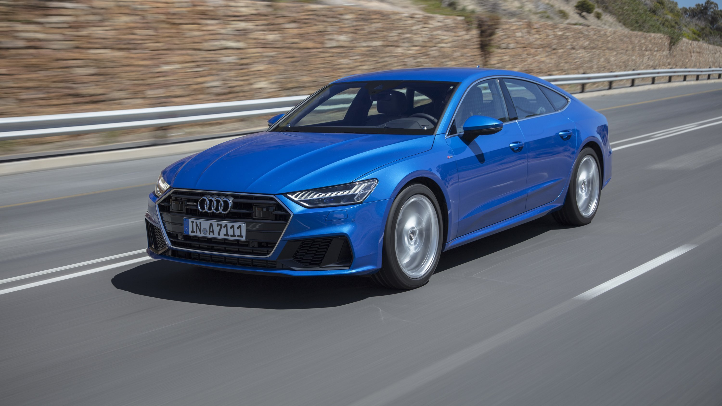 Latest 2019 Audi A7 Top Speed Free Download