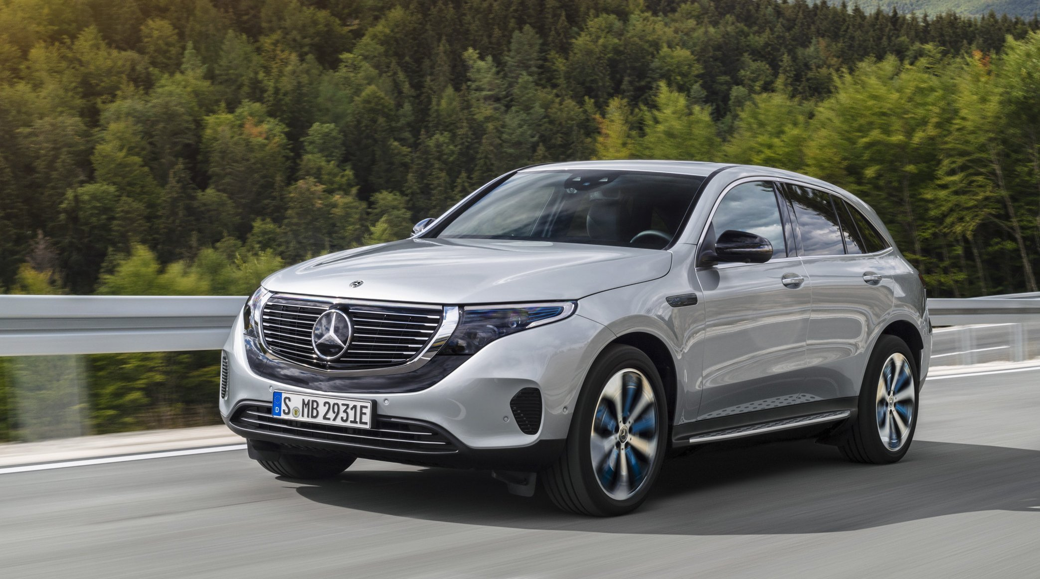 Latest 2019 Mercedes Benz Eqc Top Speed Free Download